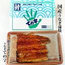 【売れ筋】鰻蒲焼 100g【国産】