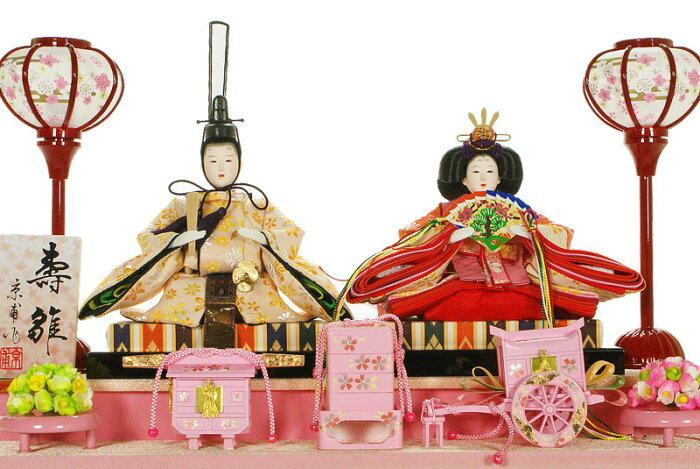 雛人形コンパクトケース飾り【アウトレット特価】