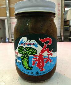 つんつん漬け 【生わさびの醤油漬け】(450g入)
