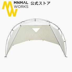 MINIMAL WORKS 公式通販 /GLAMOUR SHELTER D PLUS / シェルター グラマーシェルター キャンプ アウトドア テント