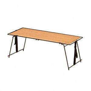 HANG OUT ハングアウト CrankStakingRack(wood) クランクスタッキングラック テーブル キャンプ アウトドア シンプル マルチテーブル ソロ サイドテーブル サブテーブル