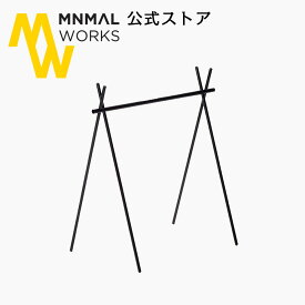 [予約:9月末入荷予定] MINIMAL WORKS 公式通販 / MINIMAL WORKS (ミニマルワークス)インディアンハンガー Lサイズ INDIAN HANGER L