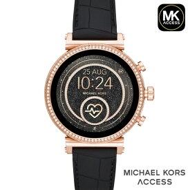 2019春夏最新モデル マイケルコース スマートウォッチ レディース マイケルコース 腕時計 マイケルコース 時計 MKT5069 MKT5061 MKT5062 MKT5063 MKT5066 MKT5064 インポート iphone Android 対応 ゴールド ピンクゴールド シルバー SOFIE ソフィー 海外取寄せ 送料無料
