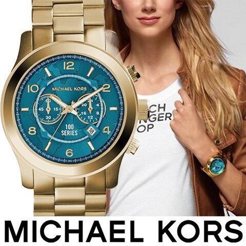 マイケルコース 時計 mIchael kors watch mIchael kors 時計 マイケルコース 腕時計 メンズ レディース MK8315 インポート 誕生日 ギフト プレゼント 彼女 彼氏 ゴールド エメラルド 海外取寄せ 送料無料
