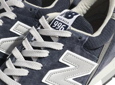 NEWBALANCEM996NAV(M996NAV)【ニューバランスM996NAV】【メンズファッション】【シューズ】【スニーカー】【靴】【フットウェア】