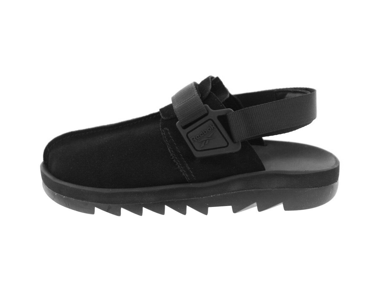 Reebok BEATNIK(CN3732)BLACK/BLACK【リーボック ビートニック】【靴】【サンダル】【アウトドア】【Reebok CLASSIC】