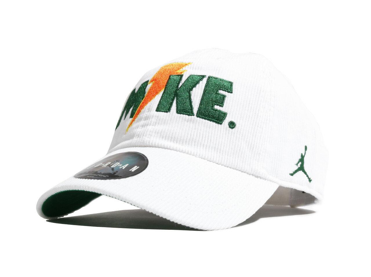 JORDAN AIR JORDAN H86 LIKE MIKE CAP(aj1271-100)WHITE【エア ジョーダン H86 ライク マイク キャップ】【帽子】【HEADWEAR】