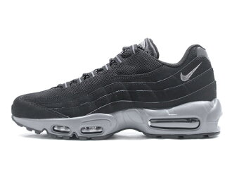 NIKE AIR MAX '95 (609048-087) BLACK/DARK GREY-BLACK