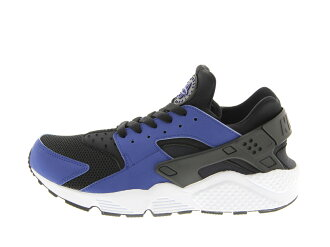 NIKE AIR HUARACHE (318429-411) DEEP ROYAL BLUE/BLACK-WHITE