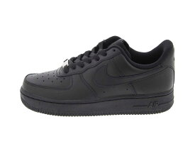 NIKE WMNS AIR FORCE 1 07(315115-038)BLACK【ナイキ ウィメンズ エアフォース1 '07】【シューズ】【スニーカー】【靴】【フットウェア】
