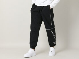 【OUTLET特価】【ラッキーシール対応】NIKESB SWOOSH TRACK PANTS(AJ9773-010)【ナイキSB スウッシュトラックパンツ】【メンズファッション】【ボトムス】【パンツ】【ストリート】