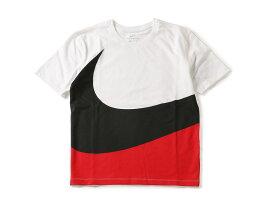 【OUTLET特価】NIKE HBR SWOOSH S/S T-SHIRT 1(AR5192-100)【メンズファッション】【トップス】【Tシャツ】【半袖】【ストリート】