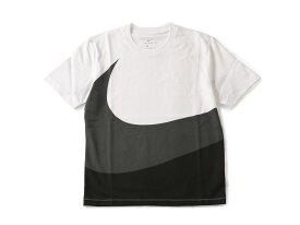 【OUTLET特価】NIKE HBR SWOOSH S/S T-SHIRT 1(AR5192-102)【メンズファッション】【トップス】【Tシャツ】【半袖】【ストリート】