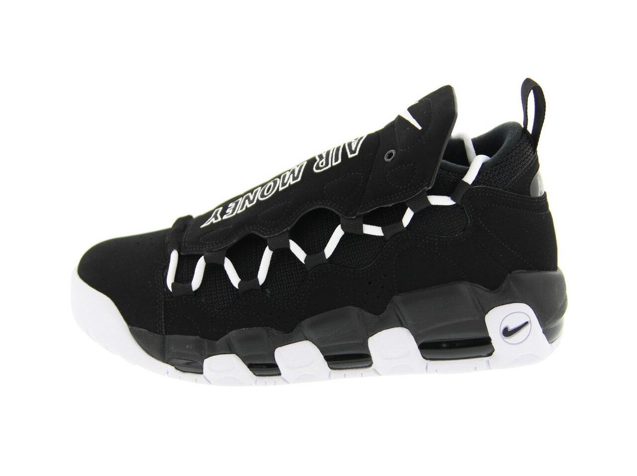 【お一人様一足まで】NIKE AIR MORE MONEY(aj2998-001)BLACK/WHITE【ナイキ エア モア マネー】【靴】【スニーカー】
