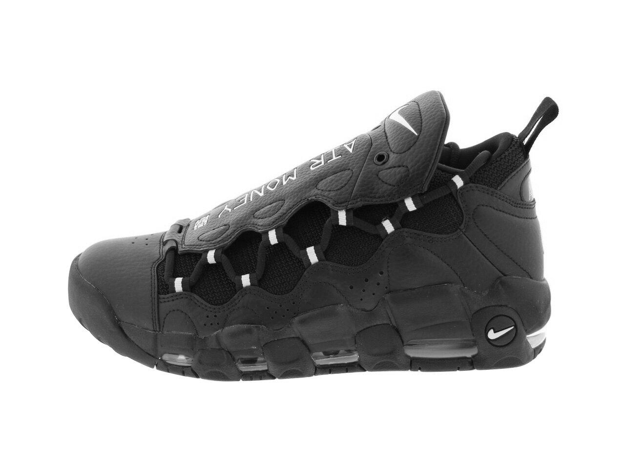 【お一人様一足まで】NIKE AIR MORE MONEY(aj2998-002)BLACK/METALIC SILVER【ナイキ エア モア マネー】【メンズファッション】【靴】【シューズ】【スニーカー】