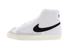 NIKE BLAZER MID 77 VNTG - (BQ6806-100)【ナイキ ブレーザー】【メンズファッション】【シューズ】【スニーカー】【靴】【フットウェア】【ストアレビュー記載でソックスプレゼント対象品】