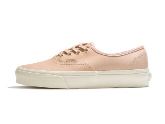 VANS AUTHENTIC DX (VN0A327KLUI) (Veddie Tan Leather)Tan