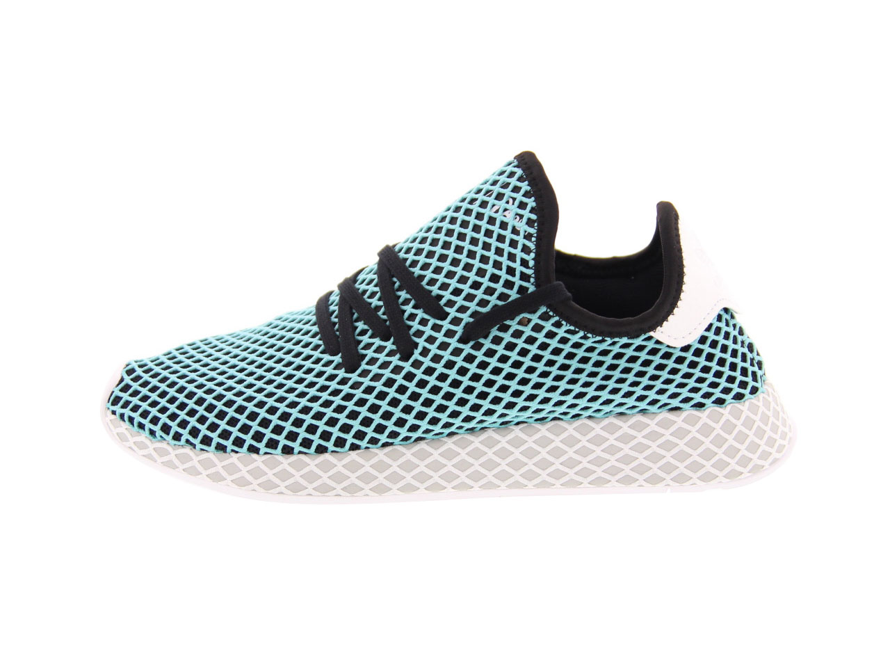 【お一人様一点まで!】adidas DEERUPT RUNNER PARLEY(CQ2623)【アディダス ディーラプト ランナー バーレイ】【メンズファッション】【シューズ】【スニーカー】【靴】【Parley for the Oceans】