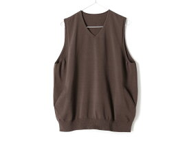 crepuscule wholegarment vest(2001-009)【クレプスキュール ホールガーメント ベスト】【メンズファッション】【ベスト】【チョッキ】【ジレ】【ウエストコート】【ストアレビュー記載でソックスプレゼント対象品】