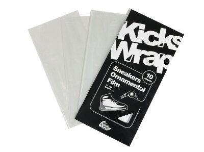 KicksWrapスニーカー観賞用フィルム(KW-001)【キックスラップ】【シュリンクフィルム】【保存用】【防塵】