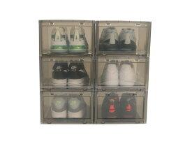 TOWER BOX NORMAL TYPE - (TB0001-2)【タワーボックス】【スニーカーケース】【シューズケース】【下駄箱】【靴箱】【収納】【ショップレビュー記載でマスクプレゼント対象品】