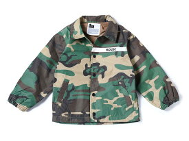 IN THE HOUSE BOYS LINE COACH JACKET(ith-0026)【インザハウス】【キッズ】【アウター】【ジャケット】【ストリート】