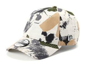 NEW ERA 9THIRTY CLOTH STRAP BRUSH PAINT(12326385)【ニューエラ】【メンズファッション】【帽子】【キャップ】