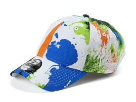 NEW ERA 9THIRTY CLOTH STRAP BRUSH PAINT(12326386)【ニューエラ】【メンズファッション】【帽子】【キャップ】