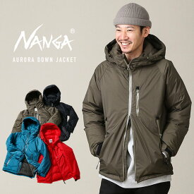NANGA AURORA DOWN JACKET(AURORADOWNJAC)【ナンガ オーロラダウンジャケット】【メンズファッション】【トップス】【パーカー】【フーディ】【ストリート】
