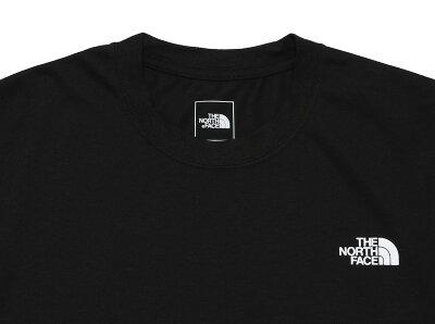 THENORTHFACE【M】S/SBandanaSquareLogoTee-NT32108【ザ・ノースフェイス】【メンズ】【トップス】【Tシャツ】【半袖】【バックプリント】【ショップレビュー記載でソックスプレゼント対象品】