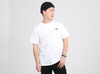 THENORTHFACES/SBackSquareLogoTee-(NT32144)【ザ・ノースフェイス】【メンズ】【トップス】【Tシャツ】【半袖】【ショップレビュー記載でソックスプレゼント対象品】