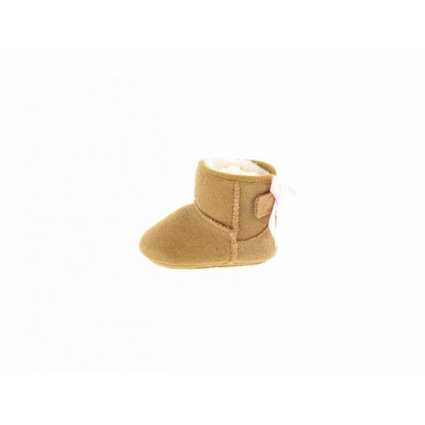 UGG I JESSE BOW(1006483I)【アグ ジェシー ボウ】【キッズ】【子供用】【ベビー】【シューズ】【ブーツ】【靴】【フットウェア】【ムートンブーツ】