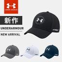 アンダーアーマー ゴルフ キャップ ジョーダン スピース 1295728 ツアーキャップ メンズ 帽子 UNDER ARMOUR