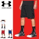 UNDER ARMOUR メンズ ハーフパンツ バスパン バスケットボール ヒートギア 夏用 大きいサイズ対応 UAベースラインショーツ MBK3449 アンダ...