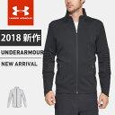 ☆アンダーアーマー メンズ ジャケット ジップアップ 長袖 UA パーペチュアル 防寒 フィッティド 軽量 ゴルフ トレー…