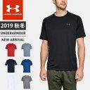 ネコポス アンダーアーマー メンズ シャツ 半袖 UA テック 2.0 Tシャツ トレーニング タイト ルーズ ヒートギア ドラ…