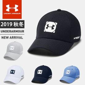 ☆アンダーアーマー クリアランス メンズ キャップ 帽子 ゴルフ UA オフィシャル ツアーキャップ3.0 通気性 軽量性 耐久性 1328667 UNDER ARMOUR あす楽