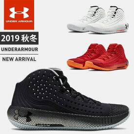 アンダーアーマー メンズ バスケットボールシューズ スニーカー UA ホバー ハボック 2 バッシュ 靴 通気性 3022050 UNDER ARMOUR