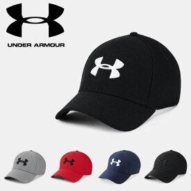 アンダーアーマー クリアランス メンズ キャップ 帽子 UA ブリッツィング3.0 ヒートギア スレッドボーン トレーニング 1305036 UNDER ARMOUR