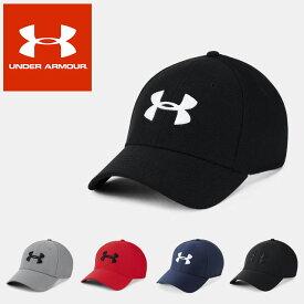 UNDER ARMOUR クリアランス メンズ キャップ 帽子 UA ブリッツィング3.0 ヒートギア スレッドボーン トレーニングウエア 1305036 アンダーアーマー 男性用