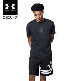 公式 アンダーアーマー UNDER ARMOUR UAテック SC30 Tシャツ バスケットボール メンズ 1364716