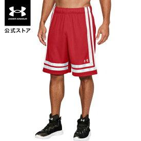 セール価格 公式 アンダーアーマー UNDER ARMOUR ハーフパンツ UAベースライン10インチショーツ バスケットボール ショートパンツ メンズ 1305729