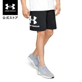 公式 アンダーアーマー UNDER ARMOUR UAスポーツスタイル コットン ショーツ トレーニング メンズ 1329300