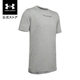 セール価格 公式 アンダーアーマー UNDER ARMOUR 数量限定 tシャツ 楽天市場先行発売 ステフィン・カリー SC30 SCRIPT ショートスリーブ バスケットボール 半袖 Tシャツ メンズ 1342986 トレーニング tシャツ メンズ ブランド