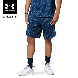 公式 アンダーアーマー UNDER ARMOUR UAバスケットボール 4 ライフ ショーツ バスケットボール メンズ 1364721
