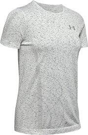 セール価格【公式】 アンダーアーマー(UNDER ARMOUR)  Tシャツ レディース UA バニッシュ シームレス ショートスリーブ? コア Body Spacedye ( トレーニング / Tシャツ / WOMENS)
