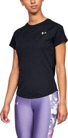 【公式】アンダーアーマー(UNDER ARMOUR)レディースUA スピードストライド ショートスリーブ ( ランニング/Tシャツ/WOMEN ウーマン レディースS )