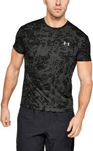 セール価格【公式】アンダーアーマー(UNDER ARMOUR)UA スピードストライド プリント ショートスリーブ ( ランニング/Tシャツ/MEN メンズS ) トレーニング tシャツ メンズ ブランド