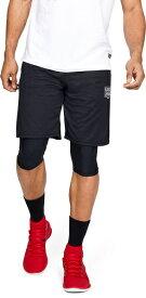セール価格【公式】アンダーアーマー(UNDER ARMOUR)ハーフパンツ UA ベースライン プラクティスショーツ ( バスケットボール/ショートパンツ/MEN メンズS )