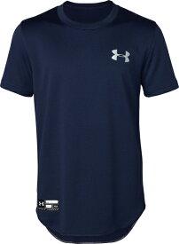 セール価格【公式】アンダーアーマー(UNDER ARMOUR)ジュニアUA ソリッド ベースボール シャツ ( ベースボール/野球/Tシャツ/BOYS ジュニア )